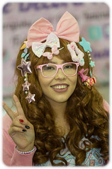 Supanova Brisbane 2017: Decora Factory (Craig Jewell Photography) Tags: 2017 australia brisbane conventioncentre cosplay decora decorafactory expo japan japanese popculture streetfashion supanova f20 ef135mmf2lusm ¹⁄₃₀₀sec canoneos1dmarkiv iso1000 135 20171111170209x0k0757cr2 flashfired ‒⅓ev
