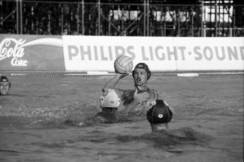 108 Waterpolo EM 1991 Athens