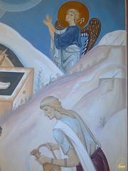 12. Роспись нижнего храма в Адамовке
