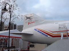 """Iliuszyn IL-14, Bar """"FUDU"""" (transport131) Tags: samolot airplane iliuszyn il14 bar restaurant fudu warszawa warsaw"""