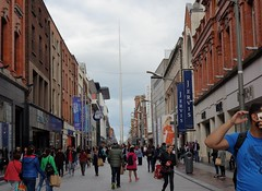 Quoi ? Wat ? Qué ? (Iris@photos) Tags: irlande ireland dublin rue street population people