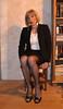 DSC_0014 (magda-liebe) Tags: crossdresser french tgirl highheels shoes skirt travesti stockings
