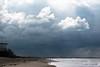 Zeeland, storm op komst (Bert Heymans) Tags: sea storm distance darkness foreboding