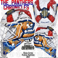 The Panthers Chronicles (DAVEART MaskGallery) Tags: säteri florida panthers nhl daveart