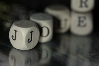Jouer avec les mots.