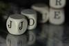 """Jouer avec les mots. (sonjalys) Tags: macro mondays 20 november 2017 """"games or game pieces"""""""