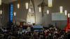 Tijdens de communie op Christus Koning-feest op Ten Bos (2017) (KerKembodegem) Tags: liturgy doden naaktenkleden erembodegem boot christuskoning gezinsvieringen eucharistieviering spijzigen gezang song 2017 werkenvanbarmhartigheid laven christianity eucharist kerkembodegem jezus geloofsbelijdenis koning jesus gospel churchsongs lied liederen naakten gevangenen hongerigenspijzigen kerklied bijbel liturgischeliederen schip jesuschrist varen 4ingen dorstigen liturgie hongerigen dorstigenlaven bible tenbos eucharistie god begraven gebeden gezangen kleden barmhartigheid dodenbegraven zevenwerkenvanbarmhartigheid gezinsviering haven tafelgebed zondagsviering liturgischlied songs