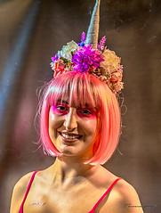 RAW artists exhibition (Theresa Hall (teniche)) Tags: 2017 australia canberra november2017 raw rawaustralia rawartists teniche theresahall artist artists artwork creative exhibition installations showcase unicorn portrait