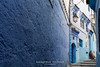 +Old Woman+ (Barbarroja Pictures) Tags: woman old morocco marruecos chaouen afternoon street blue color lights shadows