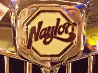 595 Naylor Badge - History