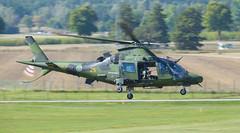 AgustaWestland AW109E (Boushh_TFA) Tags: agusta westland aw109e aw109 25 swedish air force svenska flygvapnet försvarsmaktens flygdagar 2016 malmen airbase flygplats escf malmslätt linköping sweden nikon d600 nikkor 300mm f28 vrii