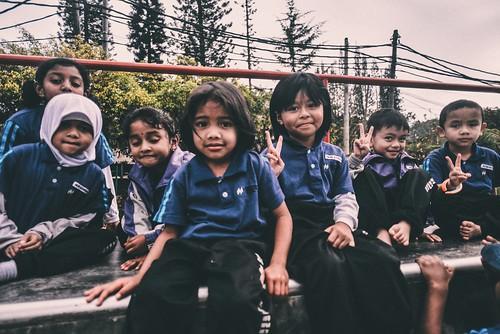 Pelajar sekolah rendah_