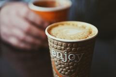 coffee break (raisalachoque) Tags: hand cafes cup coffee flickrfriday coffeebreak
