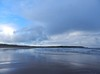 Cruden Bay, Aberdeenshire, Oct 2016 (allanmaciver) Tags: cruden bay aberdeenshire north east coast reflections blue clouds waves water watch wait delight enjoy coastline dark light allanmaciver scotland