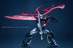 Mazin Kaiser (I AM LESLIE) Tags: sony zeiss 135mm ilce7rm2 mazinkaiser anime mecha bokeh colorful lights czaposonnart2135