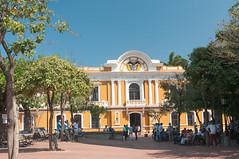 Plaza Bolivar, Santa Marta, Colombia
