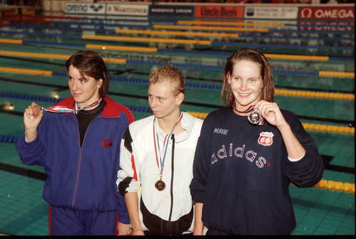 093 Swimming EM 1993 Sheffield