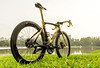 Pinarello Dogma F10 Disk (2018) at Jurong Lake Park in Singapore (davejunia) Tags: ace bicycle bike brake cycling disc disk dogma dura elemntbolt enve f10 hydraulic most pinarello road ses shimano talon wahoo southwestsingaporedistrict singapore sgp