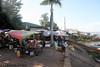 Fish Market, Kampong Chhnang, (Travolution360) Tags: cambodia kampong chhnang fish market kambodscha boat cambodge river