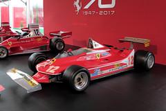 Una vettura .... mondiale (Ernesto Imperato - Firenze (Italia)) Tags: ferrari f1 formula 312t4 canon eos 7d mugello challenge villeneuve scheckter