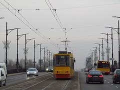 Konstal 116Na, #3003, Tramwaje Warszawskie (transport131) Tags: tram tramwaj tw warszawa ztm warsaw konstal 116na