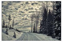 Dreamy Winter Sky (Bruce Walter) Tags: exploremerritt destinationbc merrittbc winter winterscene winterroads snow snowscene beautifulbc
