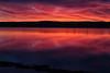 Morning Glow (mclcbooks) Tags: sunrise dawn daybreak sky clouds lake morning beach landscape chatfieldstatepark lakechatfield colorado