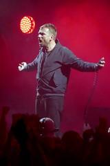 Damon Albarn (5) (Mhln) Tags: gorillaz live concert paris zenith humanztour damonalbarn