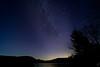 Long Pine Run Reservoir (Robert E Dawson Jr) Tags: milkyway milky way stars sky night dark lake water tree trees silhouette pennsylvania nikon laowa 12mm wide long exposure