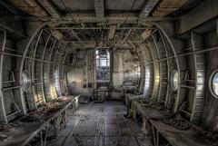 Interior plane (sebastienloppin) Tags: plane interior canon 60d sigma 1020 urbex abandoned army lost france champagne champagneardenne
