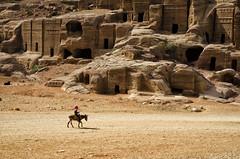 Jordan:  Passing Through Petra (doug-craig) Tags: asia jordan petra travel culture people stock nikon d7000 journalism photojournalism dougcraigphotography yourbestoftoday nationalgeographic middleeast greatphotographers flickrtravelaward sincity landscapedreams pinnaclephotography legacyexcellence
