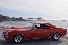 1969 Chevrolet Camaro SS diecast 1:24 made by Autoworld (rigavimon) Tags: diecast miniaturas 124 1969 chevrolet camaro ss antofagasta autoworld