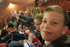 (andrew gallix) Tags: william yeartwelve wimbledontheatre