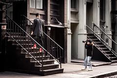 Soho Red Shoes (Said Tayar Segundo) Tags: photosession photographer street streetphotography soho