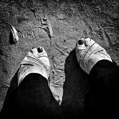 •Indian summer memories {Toes in the sand} 🎥 (sergiochubby) Tags: leaf toe toes legs girl woman summer autumn seasons indiansummer blackandwhite bnw bnwmood monochrome noir cinema candid genreart street streetphoto urbanstyle urbanlife candidphoto sand sandbox abstract minimal minimalism cinematic mood goodvibes shoes nice beauty nature city lofi inexplore onlymobileart onlymobile iphoneonly nostalgia hipsta ukraine mobileart hipstamagic phoneographic mobiography hipstsmatic hipstamaticmagic hipstadreamers kharkiv visualukraine iphoneography vintage elements artistic