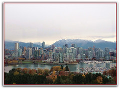 View From the Heights - Vancouver, BC (FernShade) Tags: vancouverbc cityofvancouverbc cityscape scenery scenic cityandmountains westcoastpacificnorthwestaerialview fall autumn urban