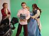 Ciak si gira! (saratiz) Tags: cinema ciak attori actor camera filmdirector regista barbie barbiemadetomove pirate jacksparrow diorama