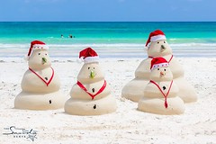 Come and spend Christmas on the beach!