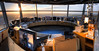 Empty Cab (vy.photographe) Tags: orly lfpo ory aéroport airport vigie cab atc airtrafficcontrol controltower tourdecontrôle contrôleaérien sunset coucherdesoleil workplace espacedetravail panorama photomerge tamron247028 nikond750 aviation avgeek