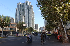 Renmin Road in Shanghai, China (mbphillips) Tags: 上海 黄浦 huangpu 中国 중국 中國 asia 亞洲 fareast アジア 아시아 亚洲 人民路 renminroad mbphillips geotagged photojournalism photojournalist shanghai 상하이 travel chine 캐논 canon80d canoneos80d canon sigma1835mmf18dchsm sigma china chinese