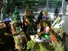 Kerststal (LeoKoolhoven) Tags: 2016 dominicaanserepubliek dominicanrepublic puertoplata kerststal
