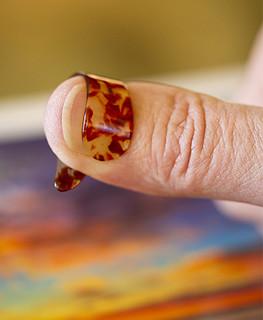 Finger picking - Macro Mondays