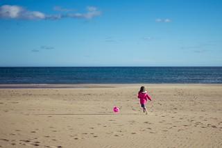 Le ballon rose