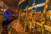 Tokyo Disneysea 2017 17 - Mysterious Island Detail (JUNEAU BISCUITS) Tags: mysteriousisland julesverne tokyodisneysea japan disney disneyresort disneyparks themepark longexposure mountprometheus sciencefiction nikond810 nikon disneysea waltdisney