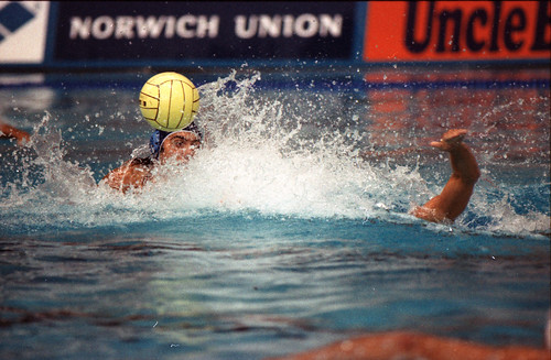 13 Waterpolo EM 1993 Sheffield