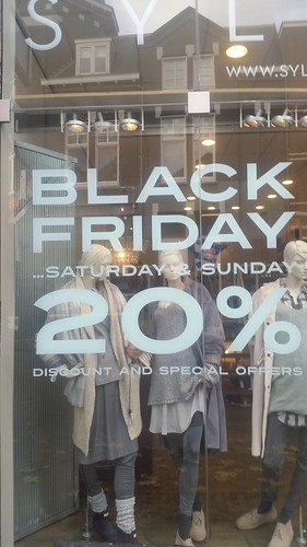 Black Friday beletteringen  Silver