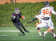 Woodberry Forest vs Episcopal - 117th Edition of the Game (Episcopal High School) Tags: alexandria episcopal event maroon thegame tigers virginia woodberryforest football usa