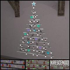 [Kres] Christmas Tree ([krescendo]) Tags: whimsical whims whimskical magical christmas november festive tree kres krescendo secondlife sl