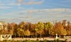 Paris, November 2017, Le jardin du Luxembourg (Waldek Przybylek) Tags: garden trees fall autumn leaves france paris ogród francja jesień kolory liście drzewa paryż le jardin du luxembourg