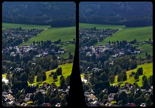 Aschberg view 3-D / CrossEye / Stereoscopy / HDR / Raw